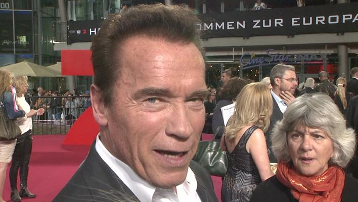 Arnold Schwarzenegger (Foto: HauptBruch GbR)