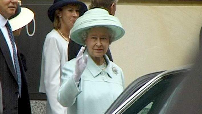 Queen Elizabeth II. (Foto: HauptBruch GbR)