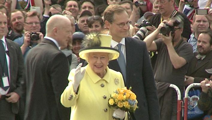 Queen Elizabeth II (Foto: HauptBruch GbR)