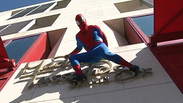 Spider-Man (Foto: HauptBruch GbR)