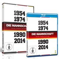 DieMannschaft aus DVD und Blu-Ray
