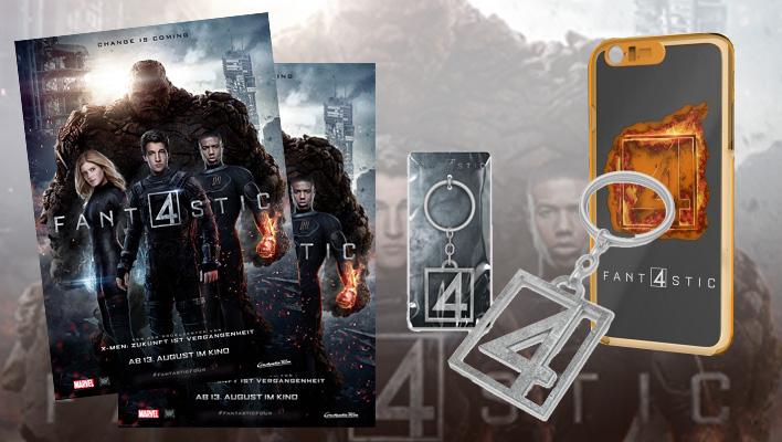 Fantastic Four (Foto: Promo)