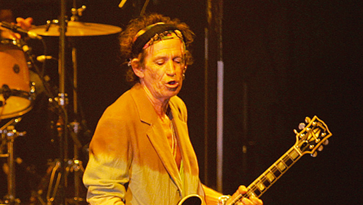 Keith Richards (Foto: Universal Music)