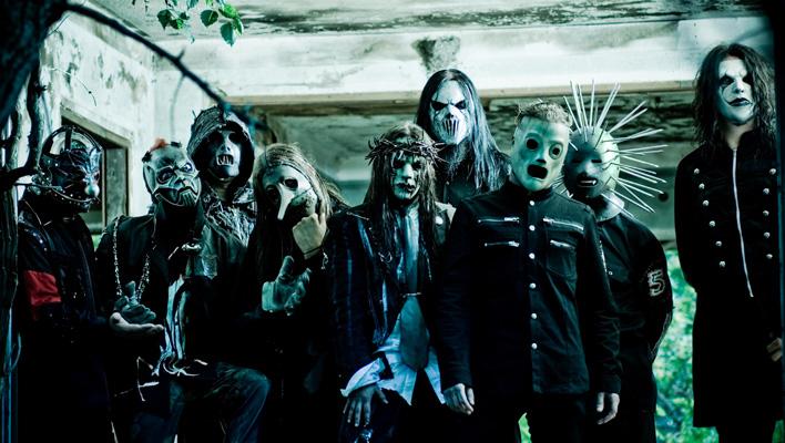 Slipknot (Foto: P.R. Brown)