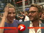Thomas Kretschmann und Brittany Rice (Foto: HauptBruch GbR)