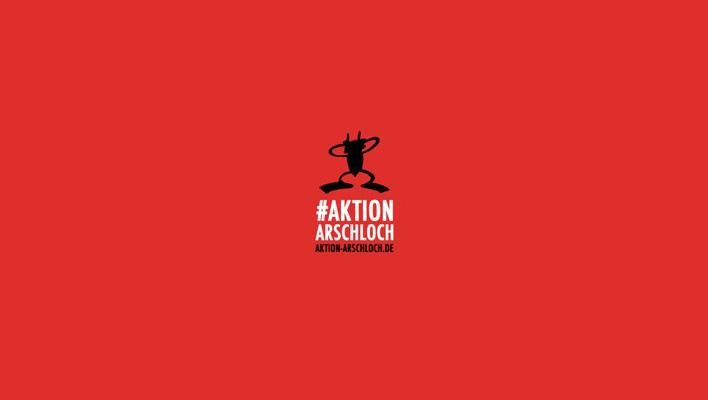 #aktionarschloch (Foto: Promo)