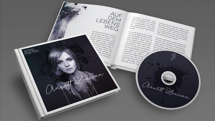 Annett Louisan - Song Poeten. (Foto: Promo)