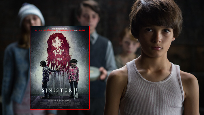 Sinister 2 (Foto: Promo)