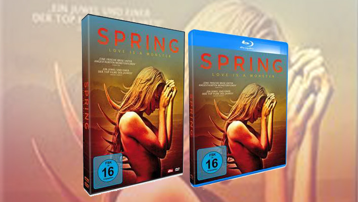 Spring - Love is a Monster (Foto: Promo)