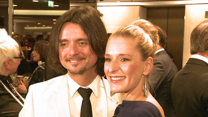 Stefanie Hertel und Lanny Lanner (Foto: HauptBruch GbR)