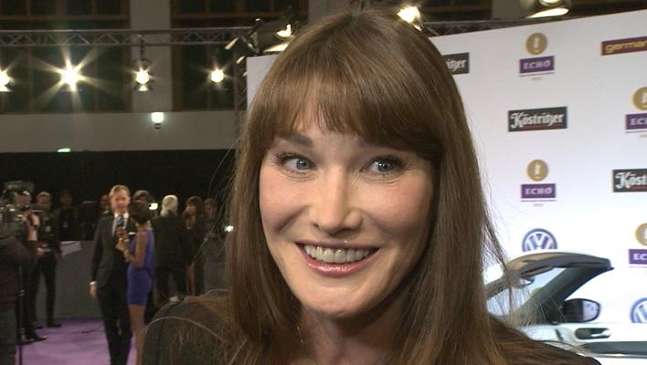 Carla Bruni (Foto: HauptBruch GbR)