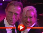 Christoph Daum und Ehefrau Angelica Camm-Daum (Foto: HauptBruch GbR)