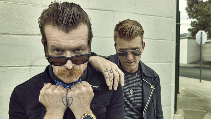 Eagles of Death Metal (Foto: Universal Music)