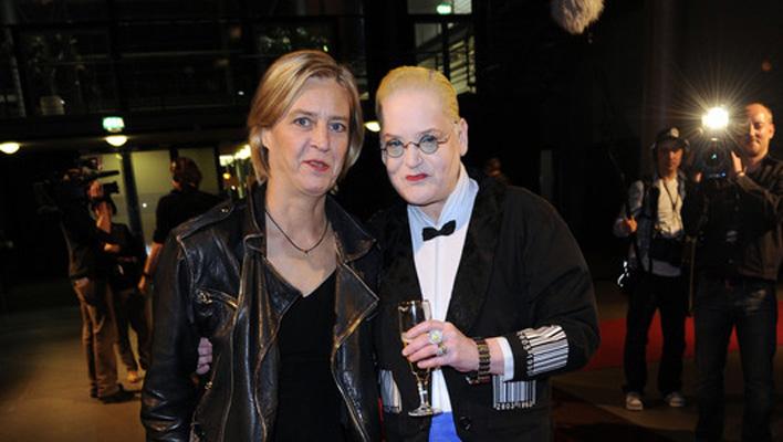 Hella von Sinnen und Cornelia Scheel (Foto: SuccoMedia / Ralf Succo)
