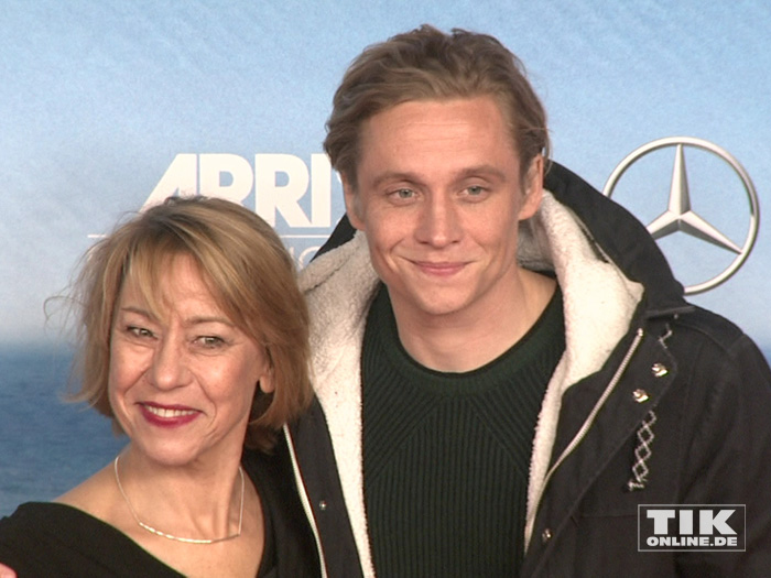 Matthias Schweighöfer und Mutter Gitta Schweighöfer (Foto: HauptBruch GbR)