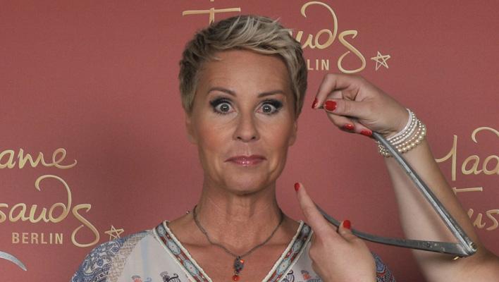 Sonja Zietlow (Foto: Madame Tussauds)