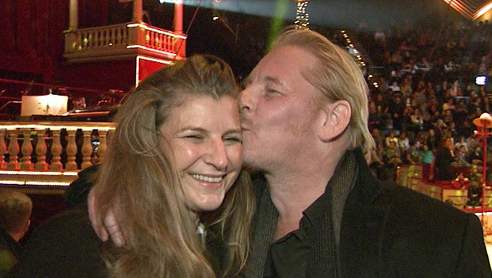 Ben Becker und Ehefrau Anne (Foto: HauptBruch GbR)