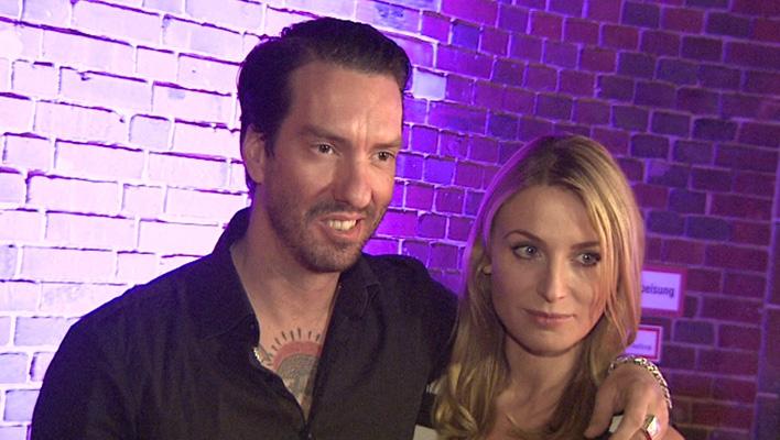 The Boss Hoss Alec Völkel und Ehefrau Johanna Michels (Foto: HauptBruch GbR)