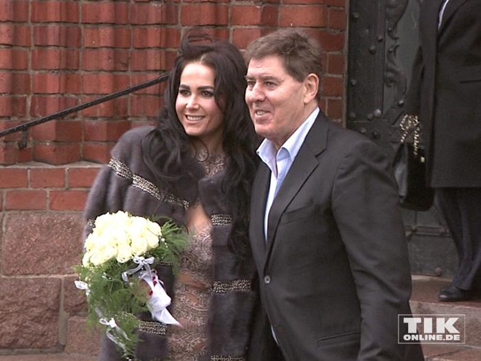 Jack White Heiratet seine Rafaella Slyusareva (Foto: HauptBruch GbR)