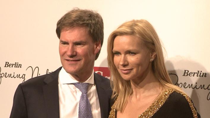 Veronica Ferres und Carsten Maschmeyer (Foto: HauptBruch GbR)