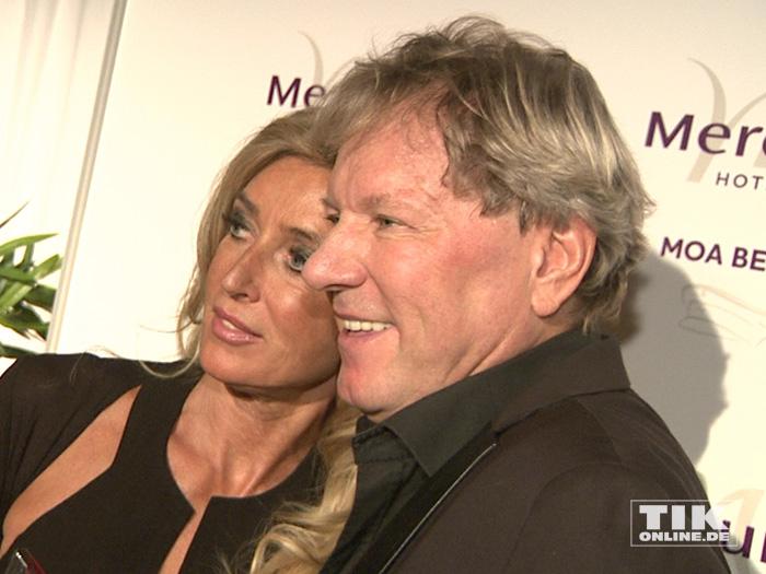 Bernhard Brink und Ehefrau Ute (Foto: HauptBruch GbR)
