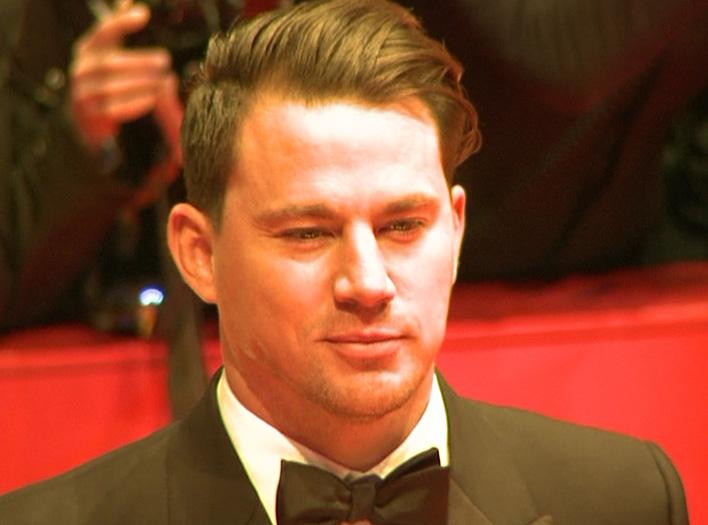 Channing Tatum bei der Eröffnung der 66. Berlinale