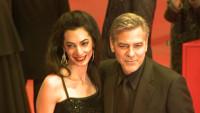 George Clooney im Baby-Glück: Das sagen die Promis
