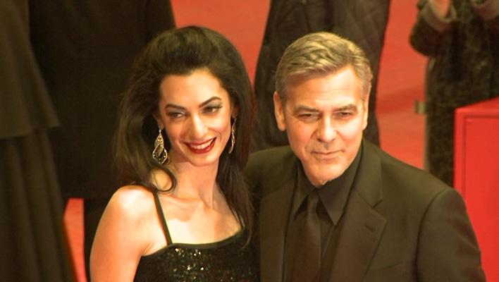 Amal Clooney und George Clooney (Foto: HauptBruch GbR)