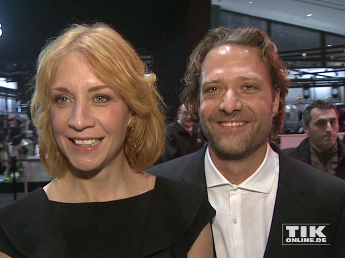 Annika Ernst und ihr Freund Oliver Dressnandt bei der 2. Turkish Airlines Chaity Night in Dortmund