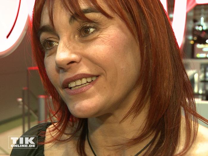 Diana Eichhorn bei der 2. Turkish Airlines Chaity Night in Dortmund