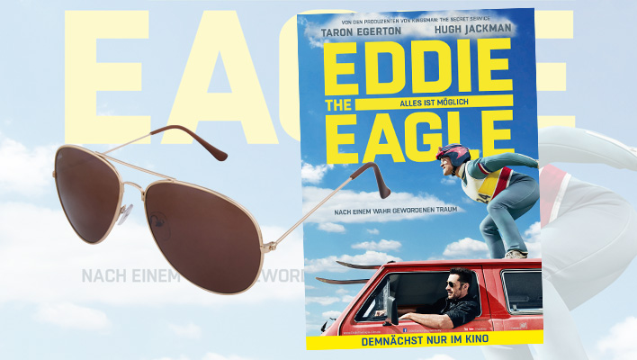 Eddie the Eagle (Foto: Promo)