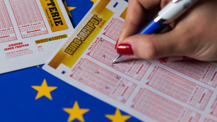 Eurojackpot Tippschein (Foto: obs/Eurojackpot/(c) WestLotto)