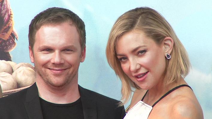 Ralf Schmitz und Kate Hudson (Foto: HauptBruch GbR)