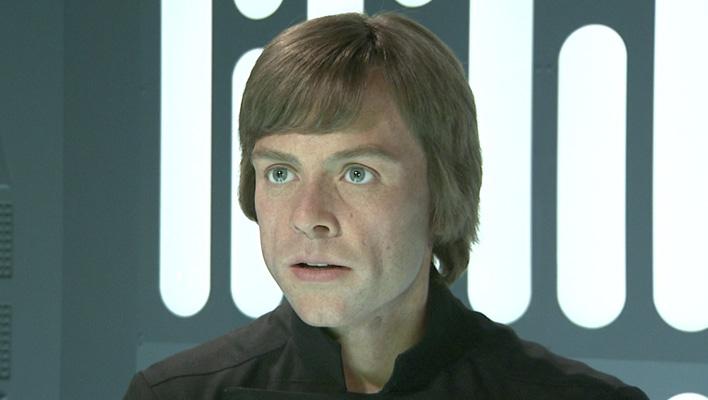 Mark Hamill Wachsfigur Luke Skywalker (Foto: HauptBruch GbR)