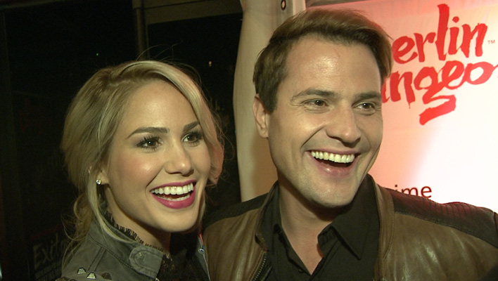 Angelina Heger und Rocco Stark (Foto: HauptBruch GbR)