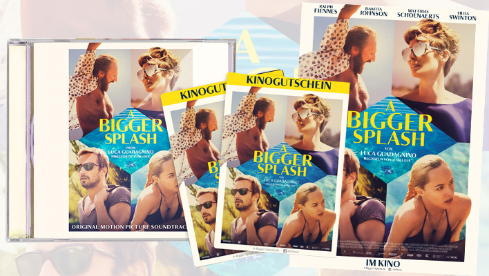A Bigger Splash (Foto: Promo)