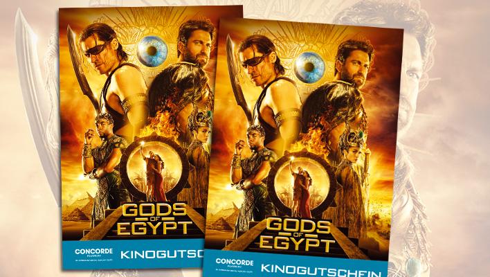 Gods of Egypt (Foto: Promo)