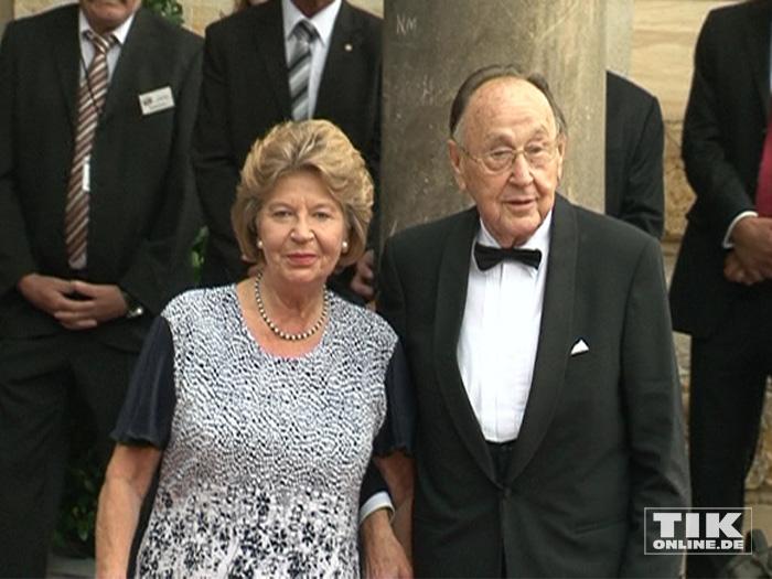 Trauer um Hans-Dietrich Genscher