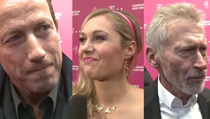 Wotan Wilke Möhring, Ruth Moschner, Paul Breitner (Foto: HauptBruch GbR)