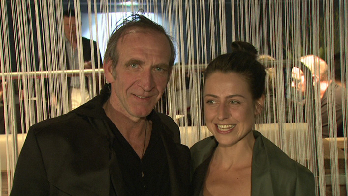 Jochen Nickel und Sonja Reifenhäuser (Foto: HauptBruch GbR)