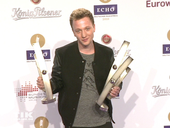 Die Echo Verleihung 2016