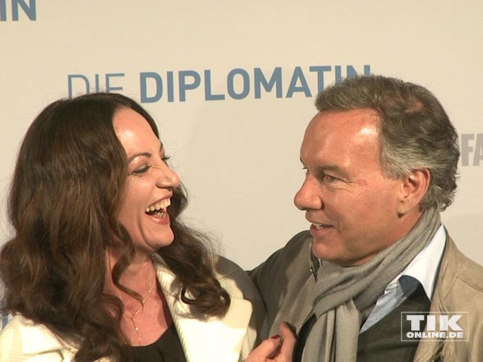 "Premiere des ARD-Films ""Die Diplomatin"""