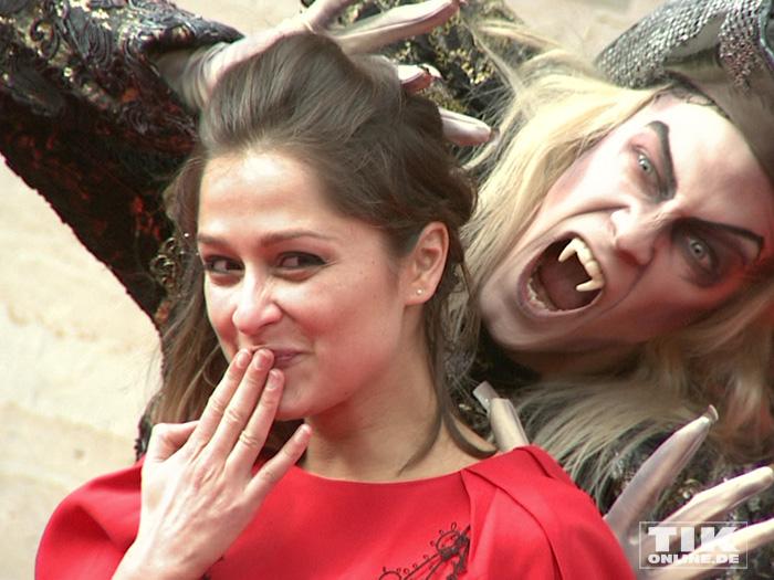 """Berlin-Premiere von """"Tanz der Vampire"""" 2016"""