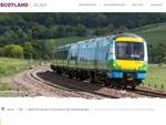 SCOTLAND BORDERS RAILWAY