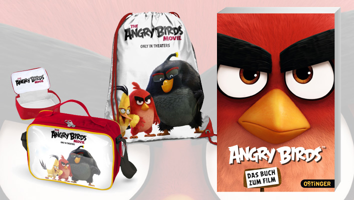Angry Birds (Foto: 2016 Rovio Animation Ltd. and Rovio Entertainment Ltd. Angry Birds and all related properties, titles, logos and characters are trademarks of Rovio Entertainment Ltd. and Rovio Animation Ltd. and are used with permission. All Rights Reserved.)