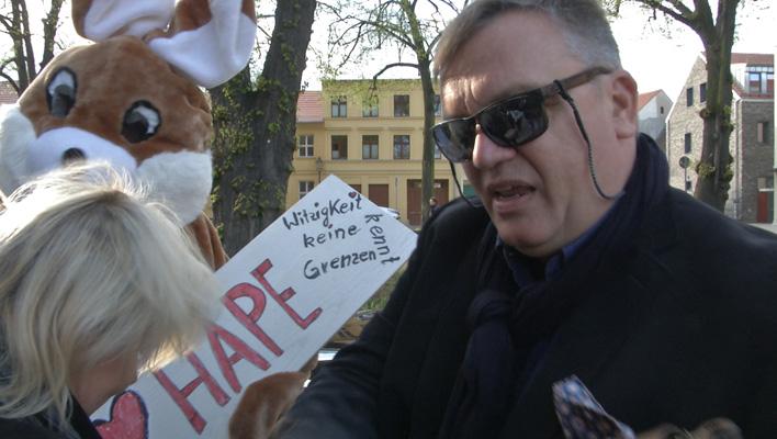 Hape Kerkeling (Foto: SKB TV)