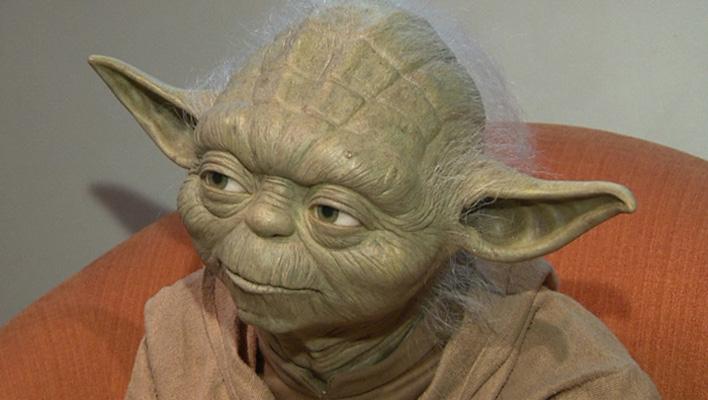 Meister Yoda bei Madame Tussauds Berlin (Foto: HauptBruch GbR)