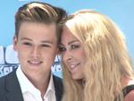 Jenny Elvers zeigt erstmals Sohn Paul: Soll er Model werden?