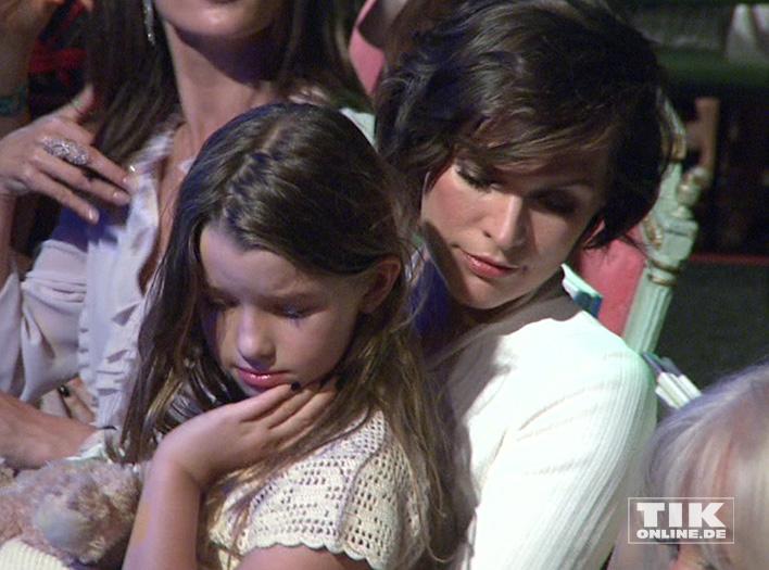 Stars bei der Marc Cain Modenschau auf der Fashion Week 2016