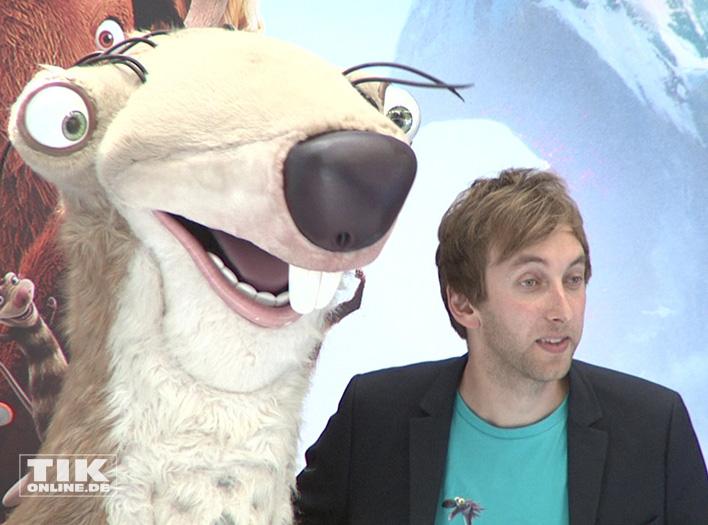 """Premiere von """"Ice Age - Kollision voraus"""" in Berlin"""